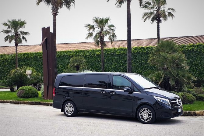 Private transfer from Palermo airport to Mondello or vice versa