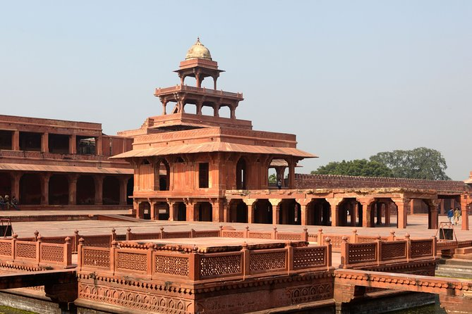 Delhi Agra and Fatehpur Sikri Private Guided Cultural Day Tour