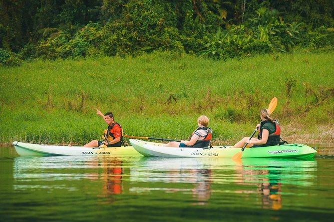 Arenal Kayak Lake Crossing to Guanacaste