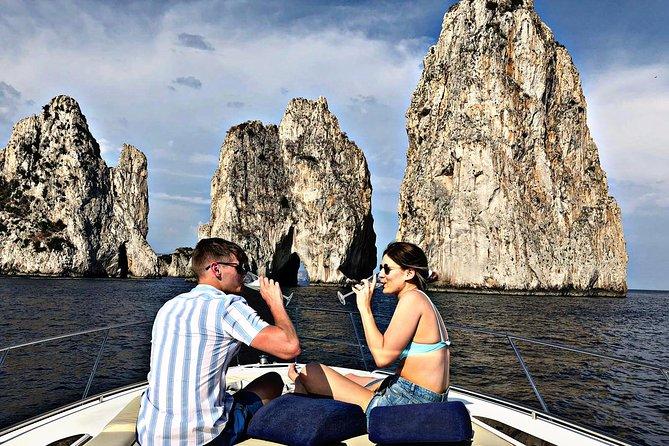 Sunset, Dinner and Overnight stay – Capri