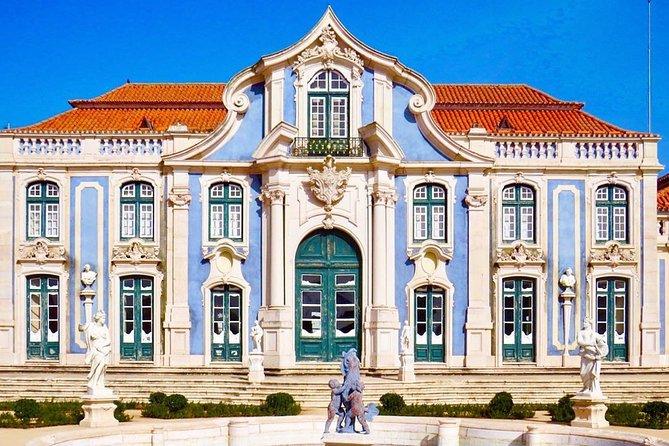 City Tour Mafra, Queluz, Ericeira Monumental palaces.