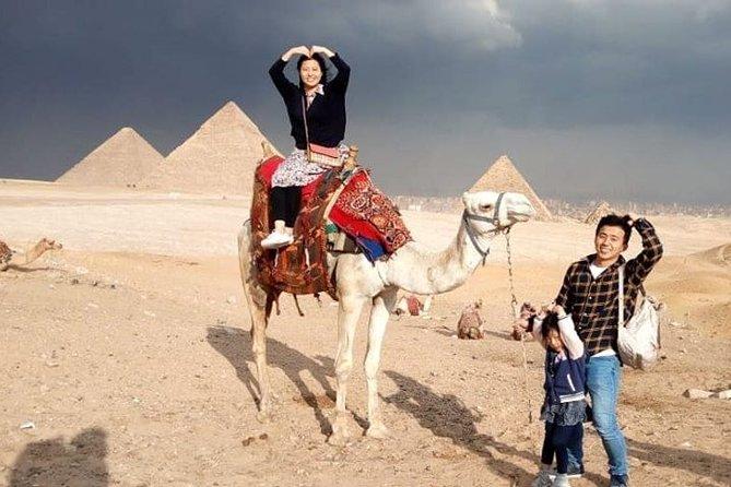Tour: Giza Pyramids, Sakkara and Memphis