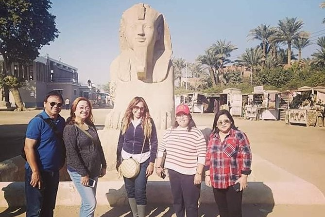 Private Full-Day Tour to Giza