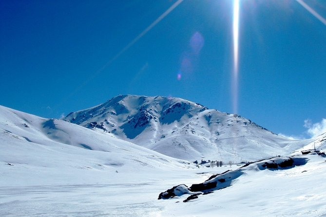 Full-day Trip to Oukaimden; Ski Resort Located in the Atlas Mountains.