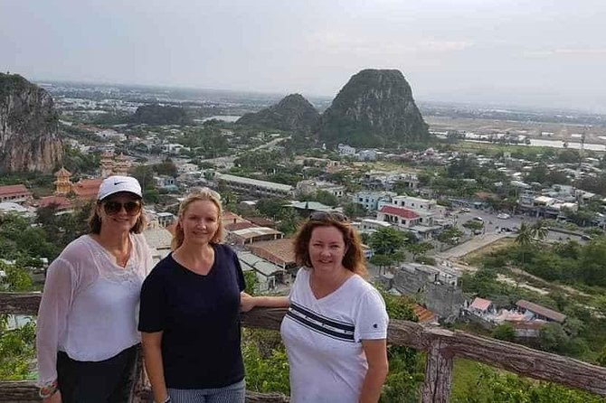 Full-Day Da Nang and Hoi An City Highlights Private Tour