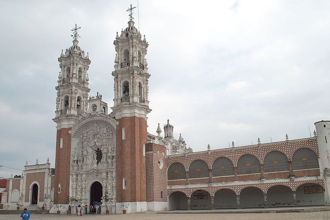 From Mexico City: Private Tour to Cacaxtla & Tlaxcala