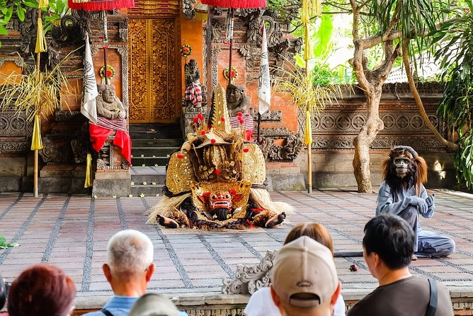 Amazing Ubud Tour Package I - Incl. entrance tickets