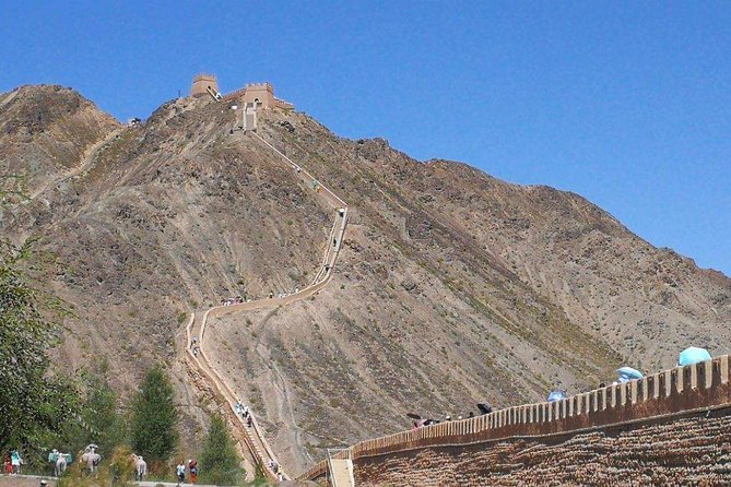 3 Day Private Silk Road Tour from Beijing:Highlights of Xi'an,Jiayuguan,Dunhuang