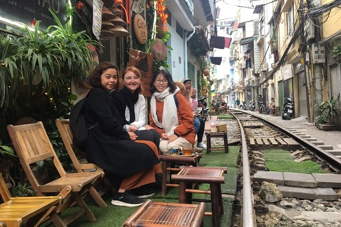 Touch to local life with Hanoi train street and authentic daily custom