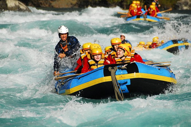 White Water Rafting Day Trip