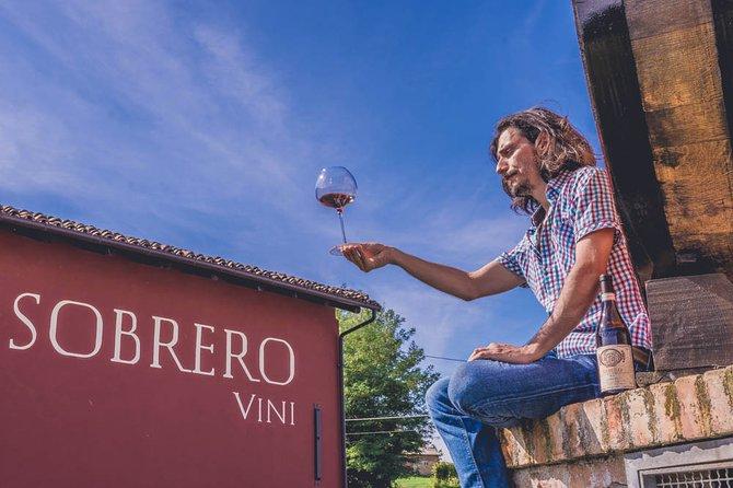 Barolo Wine and Food Tasting at Piedmont Region Winery