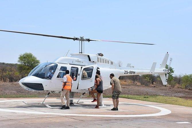 Victoria Falls Scenic Helicopter Flight