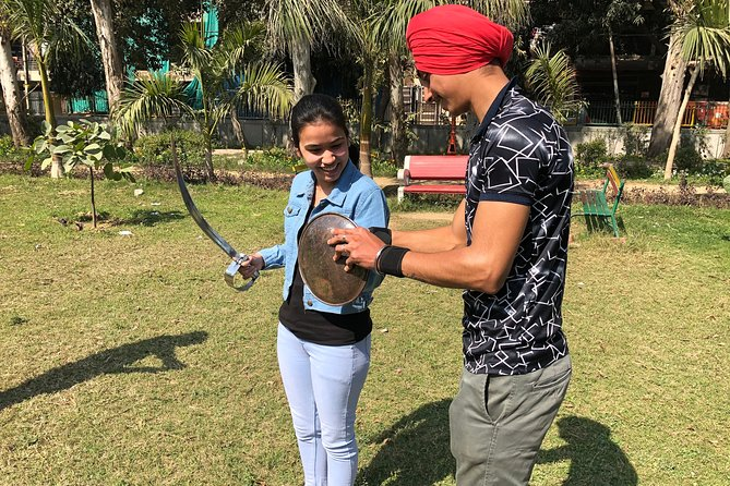 Indian Sword Art Training Experience in Delhi