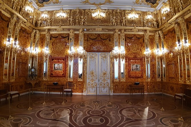 2 day private shore excursion St Petersburg with Catherine The Great