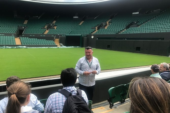 Wimbledon Tennis and Museum Tour
