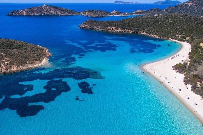 Cagliari: Amazing Jeep Tour of Sardinia's Hidden Beaches from Chia