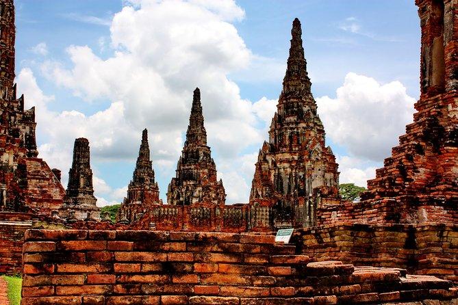 2 Days Private Tour To Ayutthaya' World Heritage Site