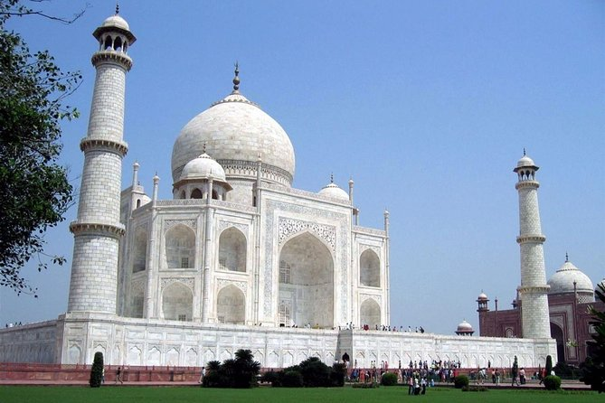 4 Day Golden Triangle Tour to Delhi Agra and Jaipur From Mumbai