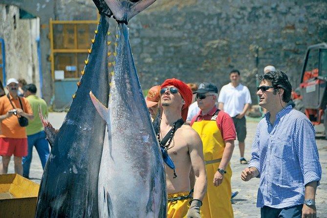 Cagliari: San Pietro Island and Carloforte Tour from Chia
