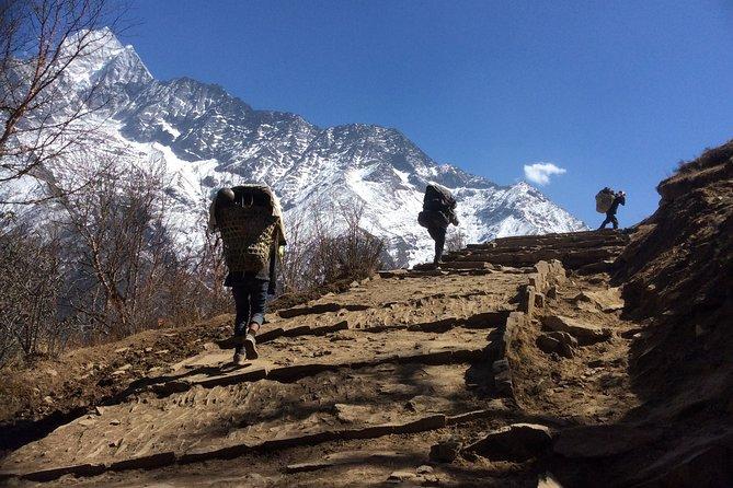 Everest Base Camp Via Gokyo Chola Pass