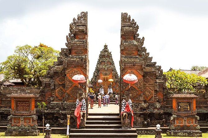 Amazing Ubud Tour Package II - Incl. entrance tickets