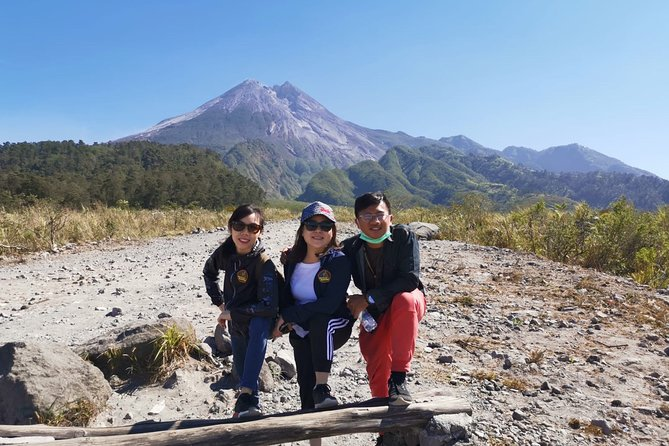 Merapi Jeep Adventure Tour