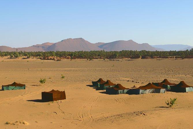 From Marrakech : 2-Day Tour to Zagora Desert.