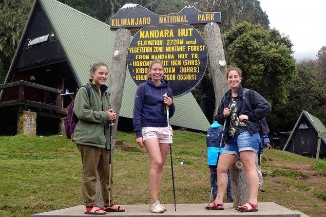 Mount Kilimanjaro Day Hike