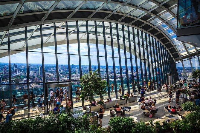 London Skyline Tour