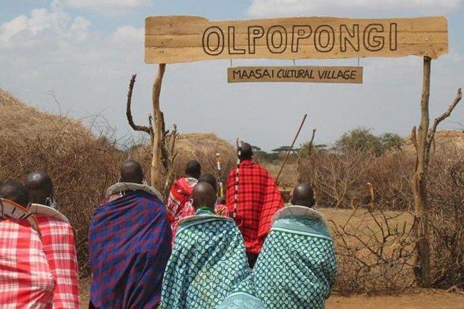 Maasai Village Overnight Trip