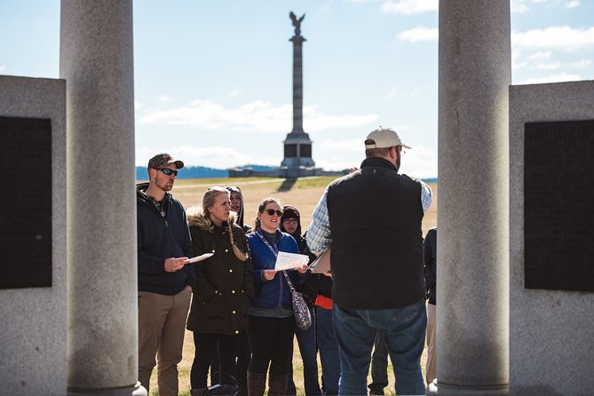 Half-Day Antietam Battlefield Tour