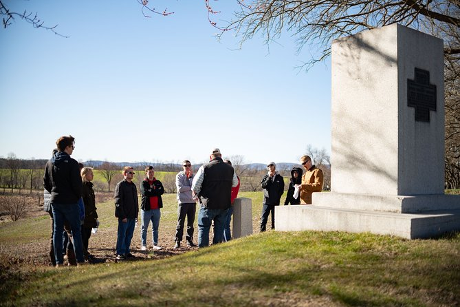 Half-Day Monocacy Battlefield Tour