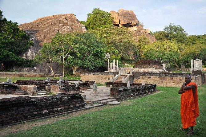 Day-trip from Anuradhapura to Haththikuchchi & Yapahuwa - Heritage Tour