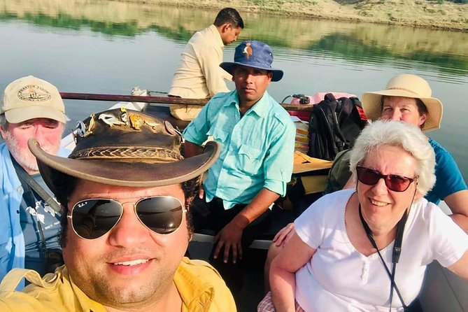 Chambal Boat Safari (Day excursion from Agra)