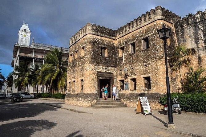 Stone Town and Prison Island Private Tour in Zanzibar