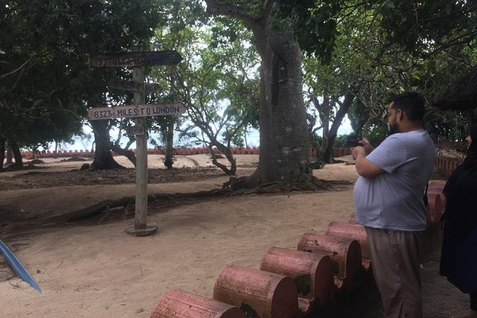 Prison Island and Nakupenda Private tour - Full day + Seafood Buffet