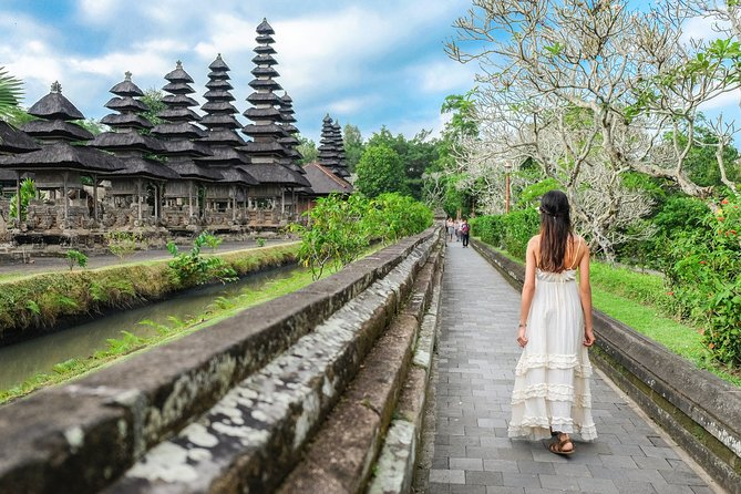 Tanah Lot & UNESCO Heritage Private Tour