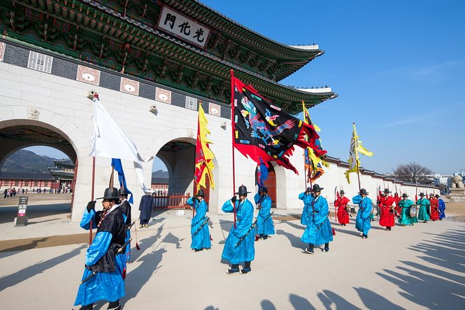 Cruise Layover Tour : Seoul and Incheon Customizable Private Tour