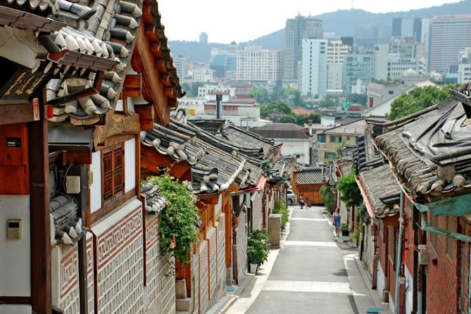 Small Group : Full day Seoul Highlight Tour with Royal palace and Korean BBQ