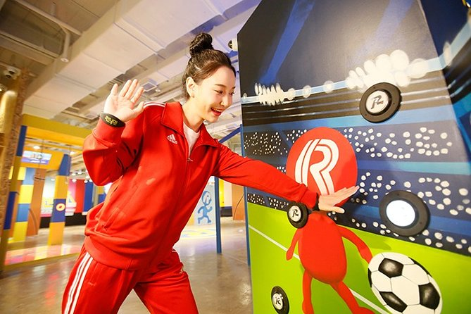 Busan Running Man Themed Activity Experience Center Discount Ticket