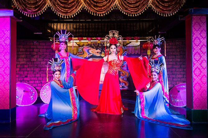 Krabi: Blue Dragon Cabaret Show Ticket