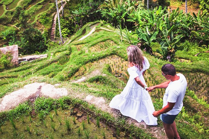 Ubud Private Tour: Monkey Forest, Tegalalang Rice Terraces and more