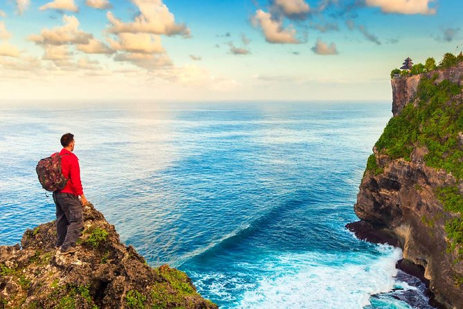 South Bali Private Tour: Uluwatu Temple & Garuda Wisnu – Full Day