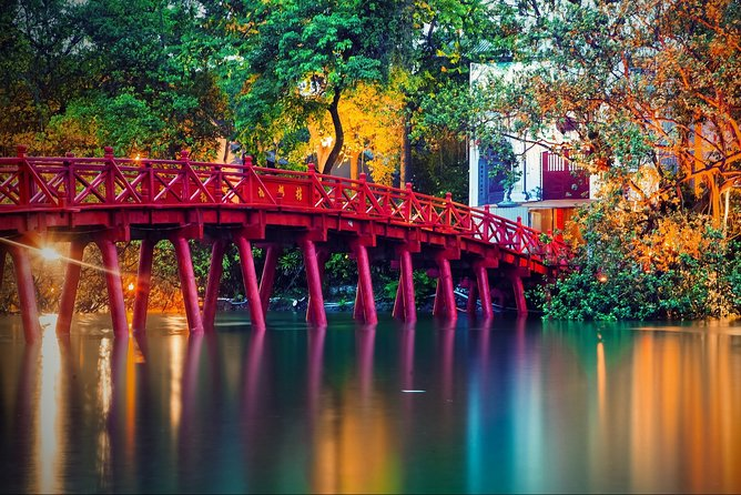 HANOI CITY 1-DAY: ALL INCLUSIVE Highlight, Lunch, Guide, Entrance fees, Transfer