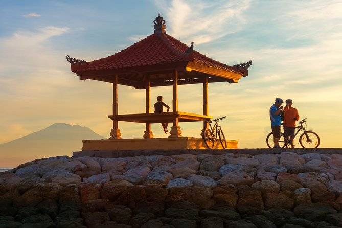 Bali Sanur Beach Sunrise Bike Private Tour – Half Day