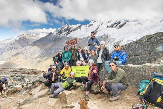 Peru: Santa Cruz trek - Cordillera Blanca