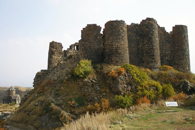 Group tour to: Hovhanavank, Saghmosavank, Amberd Fortress and Alphabet Alley