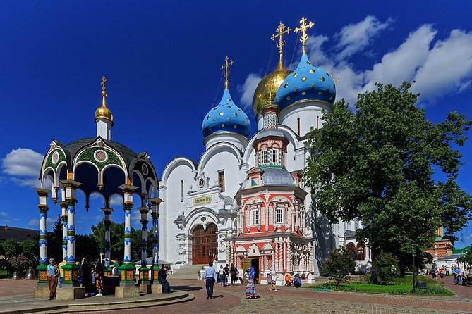 Private excursion to Sergiev Posad from Moscow with Hotel Pick Up