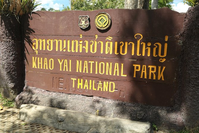 Khao Yai National Park with Waterfall & Hiking