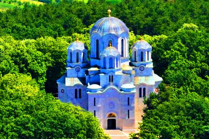 VISIT SERBIA: Central Serbia - Create Your Own Private Full Day Tour